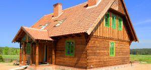 galeria domy drewniane